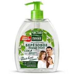 """Жидкое мыло """"Чистая линия"""" для всей семьи 520мл"""