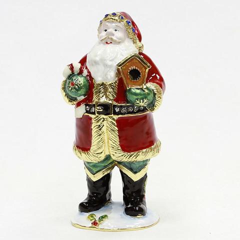 Шкатулка Дед Мороз 2