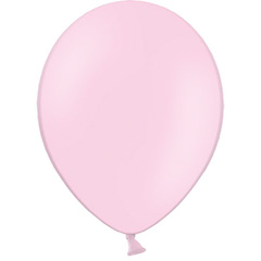 К 5''/13см, Розовый, пастель, / 100 шт. /