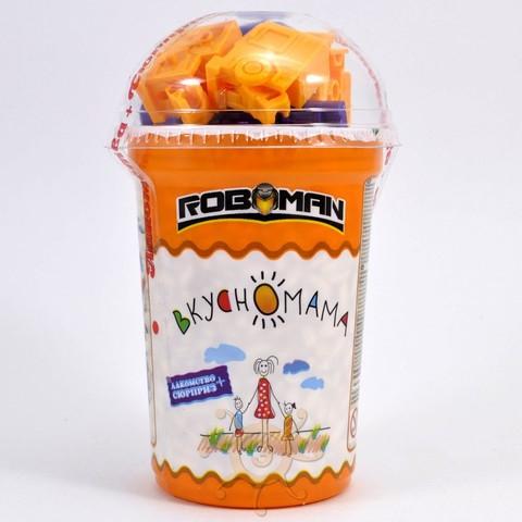 """Воздушный рис """"Roboman"""" с игрушкой Вкусномама, 70г"""