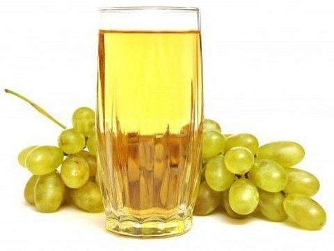 Сок натуральный виноградный  восстановленный