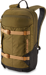 Рюкзак Dakine Mission Pro 18L Dark Olive/Black