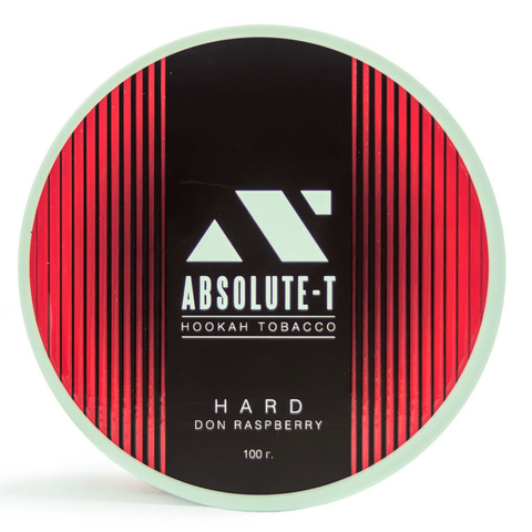 Табак Absolute-T Hard 100гр Don Raspberry
