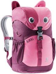 Рюкзак детский Deuter Kikki hotpink-maron (2021)