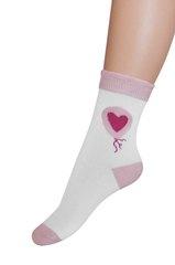 Носки для девочки Сердечко Parasoks
