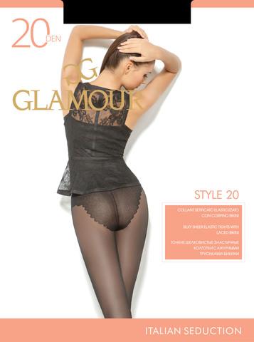 Glamour STYLE 20 колготки женские