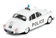 Jaguar MK II UK 1959 Great Britain 1:43 DeAgostini World's Police Car #3