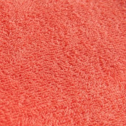 Махровая ткань 220 см 380гр/м2 цвет коралловый