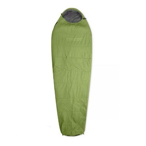 Летний спальный мешок Trimm Lite Summer, 195 R (зеленый, красный, синий)