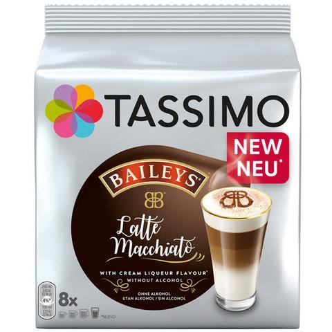 Кофе в капсулах Tassimo Baileys (8 капс.)