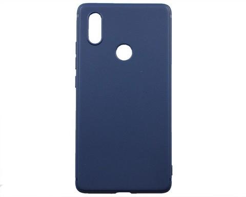 Чехол для Xiaomi Mi8 SE | силикон синий