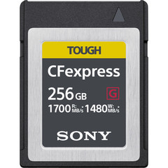 Карта памяти Sony Cfexpress B спец. 256GB TOUGH 1700/1480MB/s
