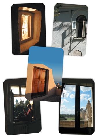 Окна и двери. Метафора взаимодействия с внешним миром. Метафорические карты