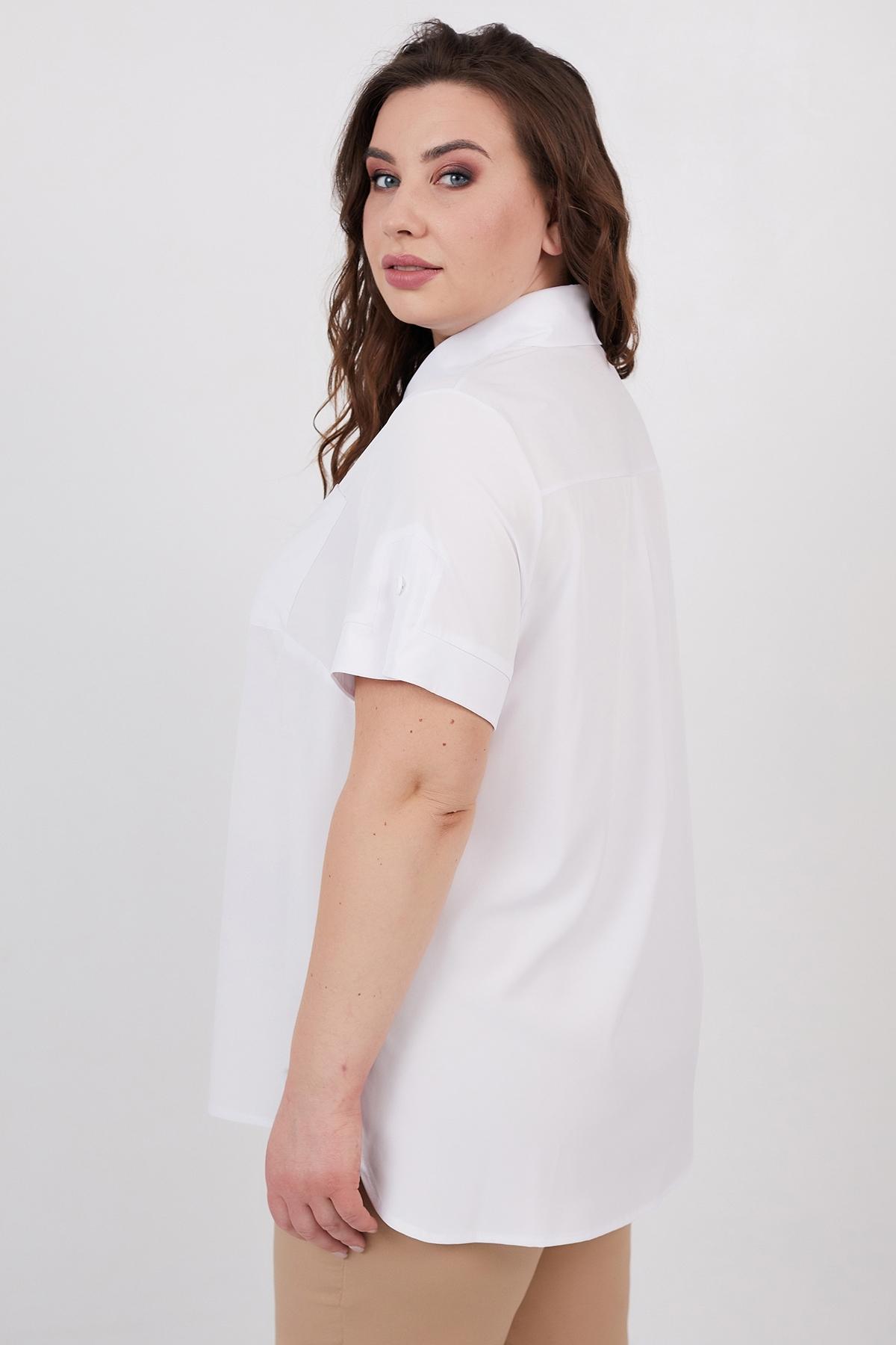 Рубашка Микелли (белый)