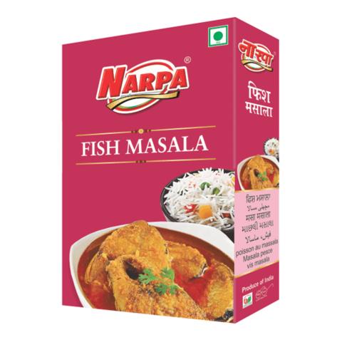 Приправа для рыбы Масала, 50 г