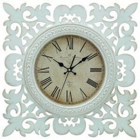 Настенные часы Сирена квадрат 2-4