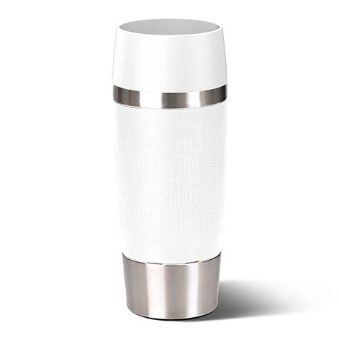 Термокружка Emsa Travel Mug (0,36 литра), белая