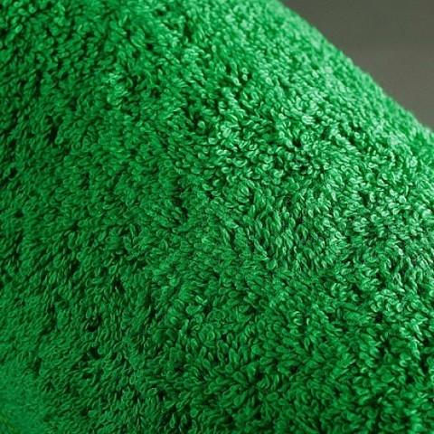 Махровая ткань 220 см 380гр/м2 цвет зеленый