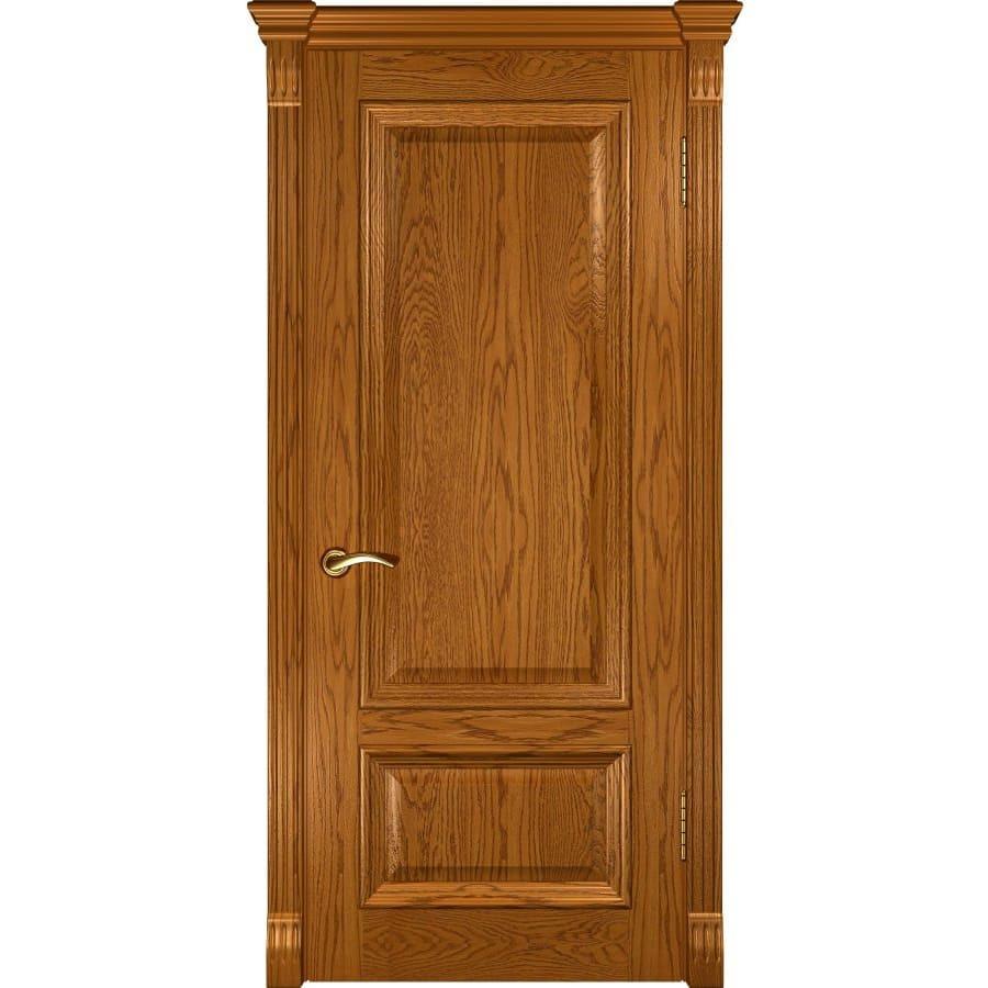 Ульяновские шпонированные двери Межкомнатная дверь шпон  Luxor Фараон 1 дуб золотистый глухая faraon-1-dg-dub-zolotistiy-dvertsov.jpg