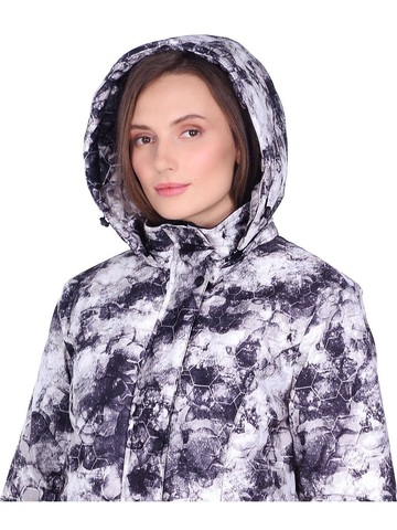 Женский зимний костюм с полукомбинезоном Барс