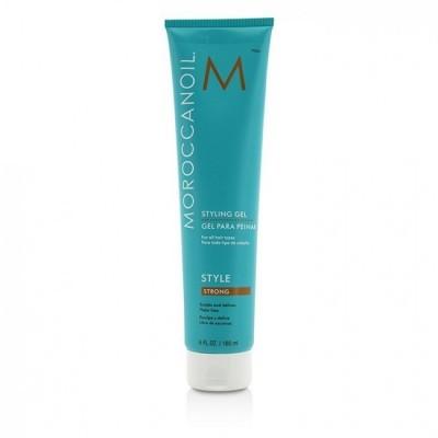 Moroccanoil Styling: Гель для укладки волос (Styling Gel Strong), 180мл