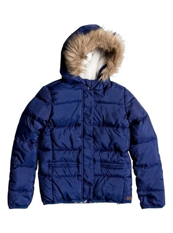 Куртка дет Roxy HARVEST G JCKT BSQ0 BLUE PRINT