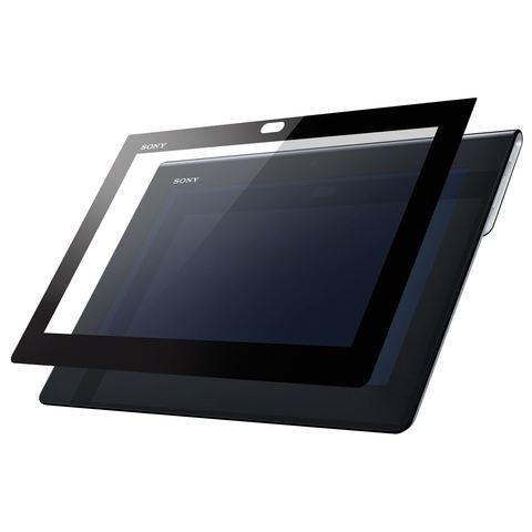 SGP-FLS3 защитная плёнка Sony планщета Xperia Tablet S