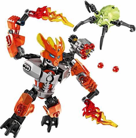 LEGO Bionicle: Страж Огня 70783 — Protector of Fire — Лего Бионикл