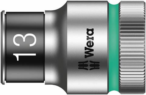 Торцовая головка Wera Zyklop   13,0 мм