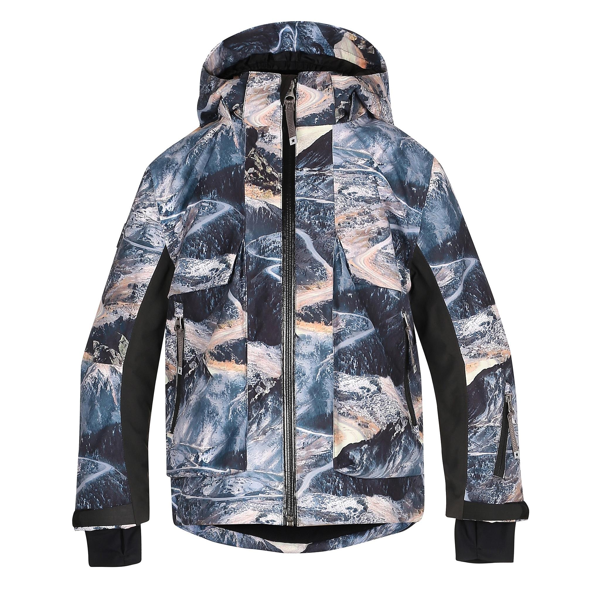 Детская куртка Molo Alpine Mountain Range