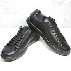 Правильные кроссовки для ходьбы мужские GS Design 5773 Black