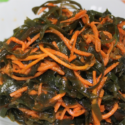 Салат из морской капусты 1 кг