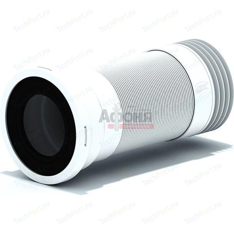 Гофра для унитаза 340/870 Ani гибкий K728R АНИ пласт