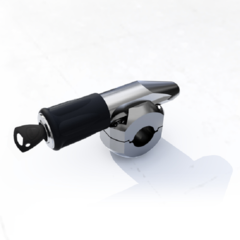 Бесштыревой блокиратор рулевого вала Гарант Форт 38007.N для TOYOTA CAMRY 2018+
