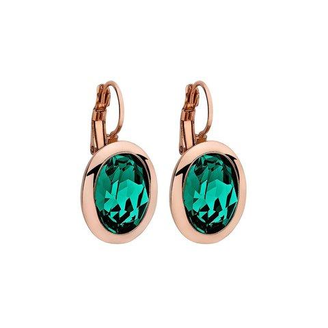 Серьги Tivola Emerald 303023 G/RG