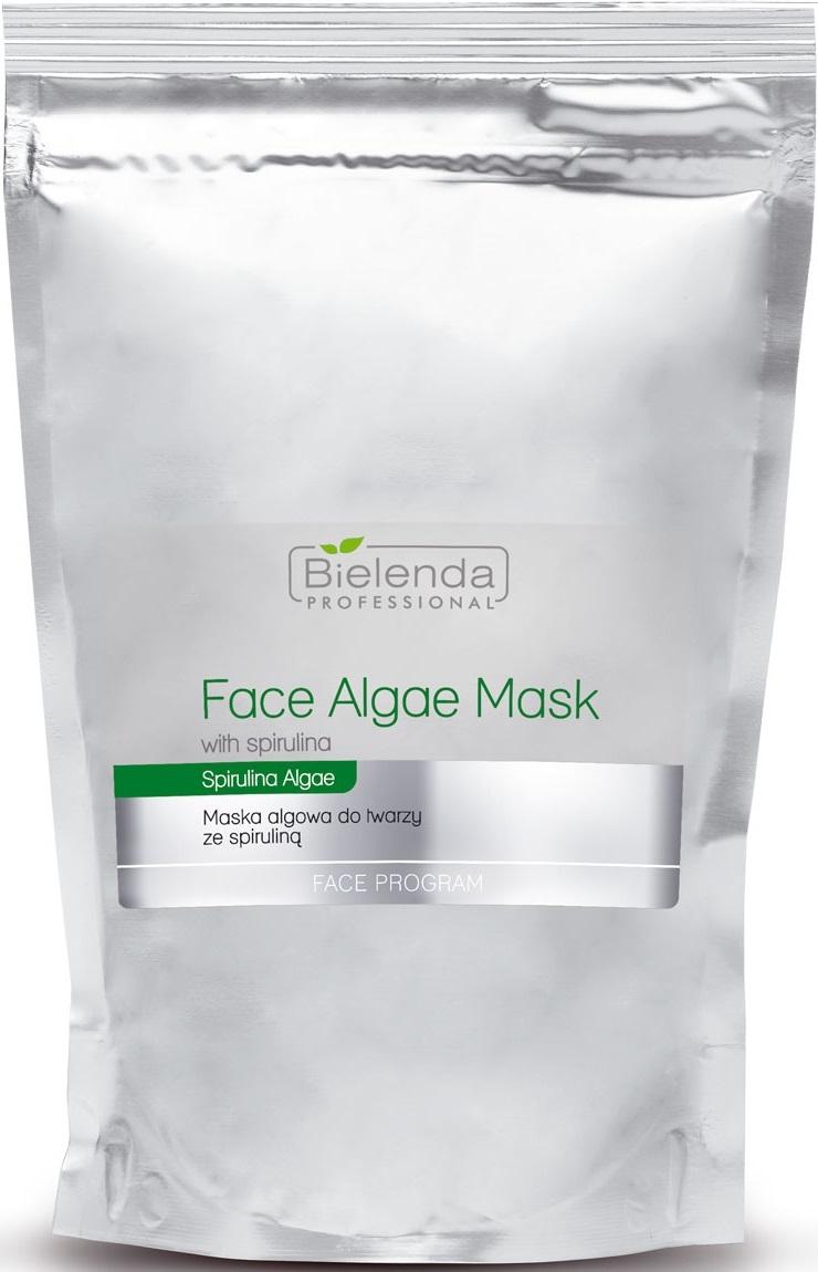 Algae mask Альгинатная маска для лица со спирулиной  (доп. упаковка) 190 г.