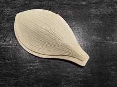 Молд, Универсальный молд листа и лепестка, L, арт. 3011