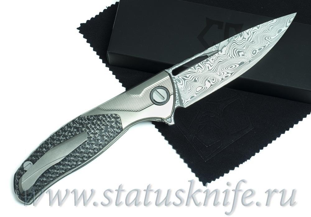 Нож Широгоров F3B CD Custom Division - фотография