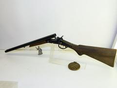 Legendary Wyatt Earp shotgun