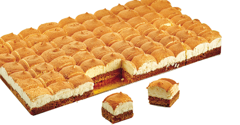 Торт Тирамису классик 1700 гр. (48 порц)