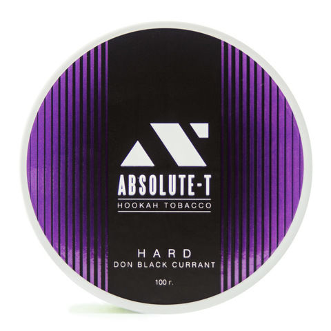 Табак Absolute-T Hard 100гр Don Black Currant