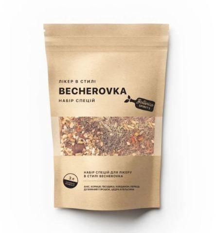 Набор специй Hot Rod для ликера Becherovka