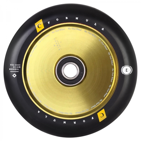 Колеса Urbanartt Wheels 110*24 Hollow Core V2 - Pair - gold