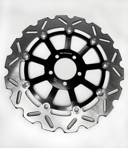 Передние тормозные диски Dream-moto для Kawasaki ZX-9R Ninja 2000-2001