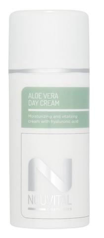 Крем дневной Алоэ Вера Aloe Vera Day Cream, Nouvital, 50 мл