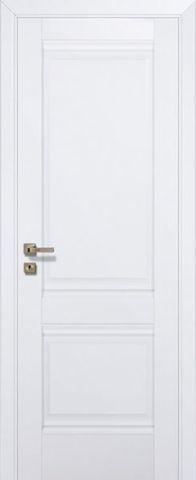 Дверь № 1 U (аляска, глухая экошпон), фабрика Profil Doors