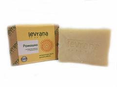 Levrana, Натуральное мыло ручной работы Ромашка, 100гр