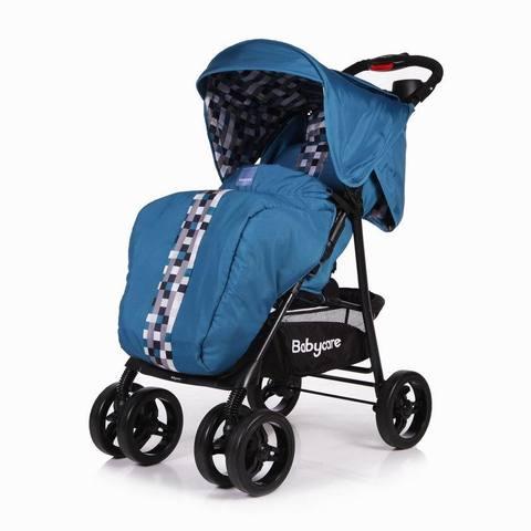 Коляска прогулочная Baby Care Voyager