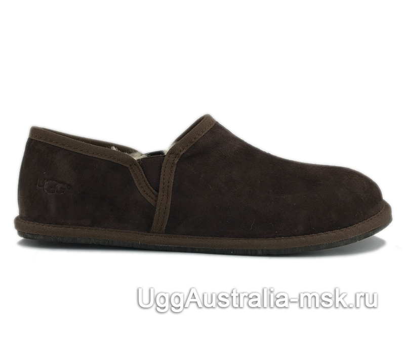 UGG Men's Scuff Romeo II Chocolate