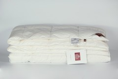 Одеяло пуховое кассетное всесезонное 150x200 «Luxe Down Grass»